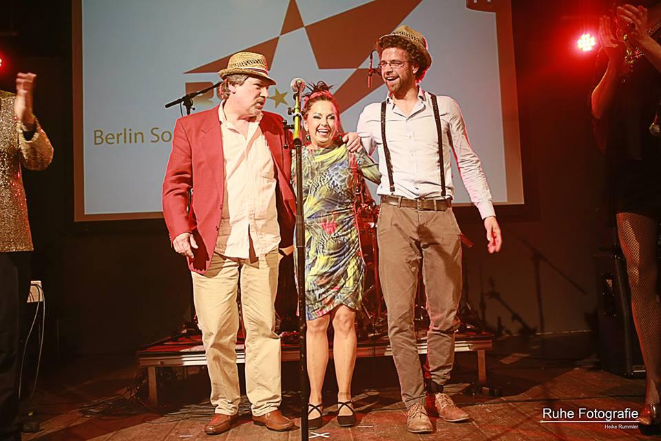Duo Pianlola beim Berlin Song Contest